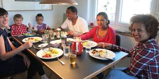 dinner host welcome new arrivals with dinner in your community join a welcoming