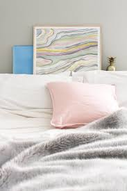agate home decor diy copycat create this anthro pastel wall art for pennies brit