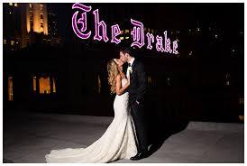 Wedding Photographers Chicago Drake Hotel Wedding Angelia U0026 Michael Chicago Wedding Photography
