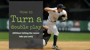 how to turn a double play as a second baseman