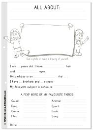 let me introduce myself worksheet free esl printable worksheets