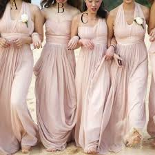 bridesmaid dress top selling blush pink bridesmaid dresses simple chiffon