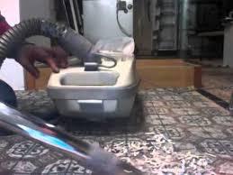 Kenmore Canister Vaccum My Kenmore Model 116 Vacuum Youtube