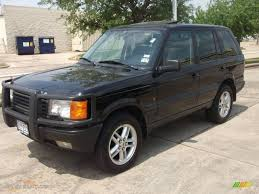 2000 land rover 2000 java black land rover range rover 4 6 hsk 47190549