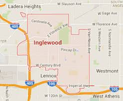 map of inglewood california dui attorney driving defense in inglewood ca