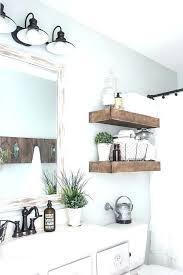 Decorate Bathroom Shelves Decor For Bathroom Shelf Shelves For Bathroom Best Bathroom