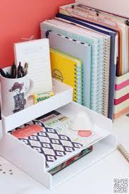 School Desk Organizers by Cute Desk Organizers Pinterest Best Home Furniture Decoration