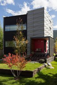 gilday architects have designed a house in jackson wyoming using