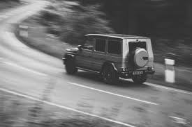 mercedes g class blacked out flat out magazine mercedes amg g 63 u0027bahn stormers u2013 flat out