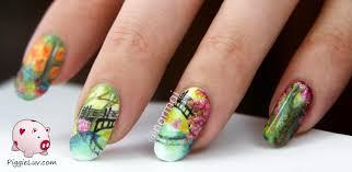 piggieluv nail art inspired by ann marie bone