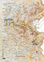 Tour De France Map by Watch Tour De France Live Private Provence Tours With Lily