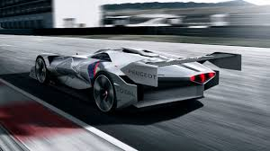 new peugeot sports car peugeot debuts its newest vision gt car the l750 r hybrid