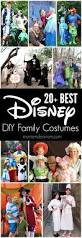 20 best diy disney family themed halloween costumes halloween