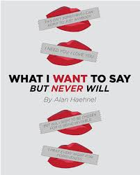 what to say to to be what i want to say but never will by alan haehnel playscripts inc