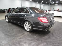 used mercedes c class 2012 used mercedes benz c class 4dr sedan c 250 sport rwd at