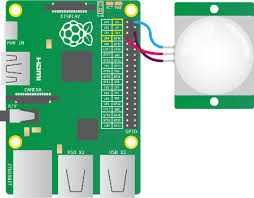 motion detection at home using pir motion sensor and raspberry pi b