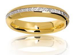alliances de mariage alliance de mariage en or 750 1000 18 k jaune blanc jaune