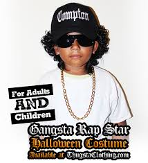 Hip Hop Halloween Costumes Girls Eazy Style Gloves Halloween Costume U2013 Thugsta Clothing
