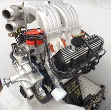 ford truck crate motors 351w 390 hp 410lbs torque efi 86 96 ford truck engine