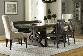 magnussen bellamy dining table magnussen home bellamy magn grp d2491 tbl 5 bench dining table 3