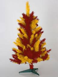 3 maroon and yellow washington redskins florida state tree