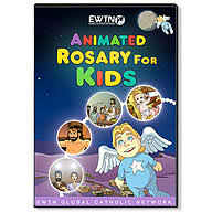 rosary for kids animated rosary for kids dvd