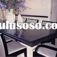 Black Stone Dining Table Top Interior Design Magazine Dining Furniture Granite