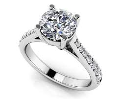 timeless wedding rings tear drop ring en7569 buy custom engagement rings online