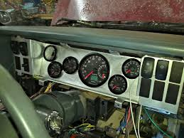 jeep cherokee dashboard custom dash pirate4x4 com 4x4 and off road forum
