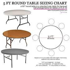 what size tablecloth for 48 round table round table for 5 ohio trm furniture stylish foot regarding 8