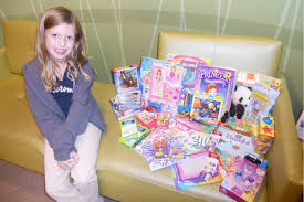 volunteer of the week 8 year gives up birthday presents for