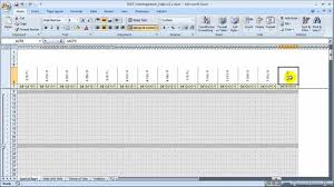 monthly gantt chart excel template microsoft excel projects