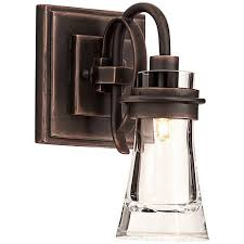 Copper Wall Sconce Lights Dover 10 1 2