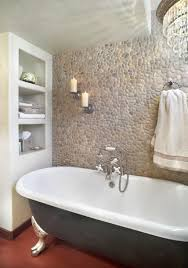Tile Bathroom Ideas 40 Pebble Tile Bathroom Ideas Pebble Tiles And Grout