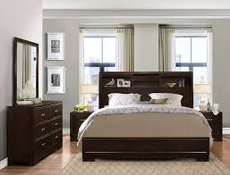 Bedroom Set With Storage Headboard California King Headboard With Shelves 61 Outstanding For Full