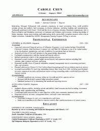 exles of a simple resume resume exles for accounting tomyumtumweb