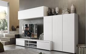 lacar muebles en blanco mueble de salón lacado blanco