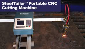 steeltailor portable cnc cutting machine for plasma and oxy fuel