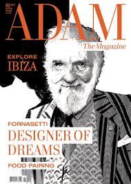 adam the magazine take a bite of real life
