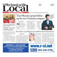 02 04 2015 by the mechanicsville local issuu