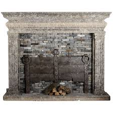 italian fireplaces cast iron fireplace in the french italian