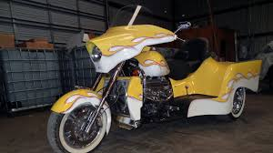 motorcycle with corvette engine 2006 hoss trike k60 1 kissimmee 2016
