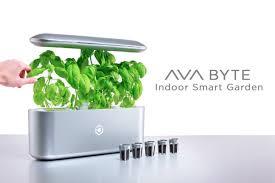 ava byte smart simple sustainable indoor garden indiegogo