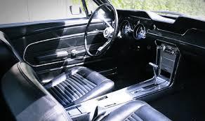 1967 Mustang Black True 1967 Ford Mustang Fastback C Code In Black Cars