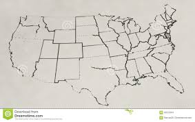 Unted States Map by Pencil Sketch Of The United States Map Animation Stock Footage