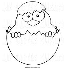 royalty free stock easter designs of coloring sheets