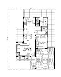 4 Bedroom Bungalow Floor Plans Best 25 Two Storey House Plans Ideas On Pinterest 2 Storey