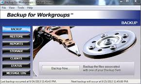 backup for workgroups winter systems computers