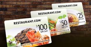 restaurant gift cards specials by restaurant restaurant gift card trio