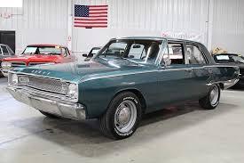 1967 dodge dart 4 door 1967 dodge dart gr auto gallery